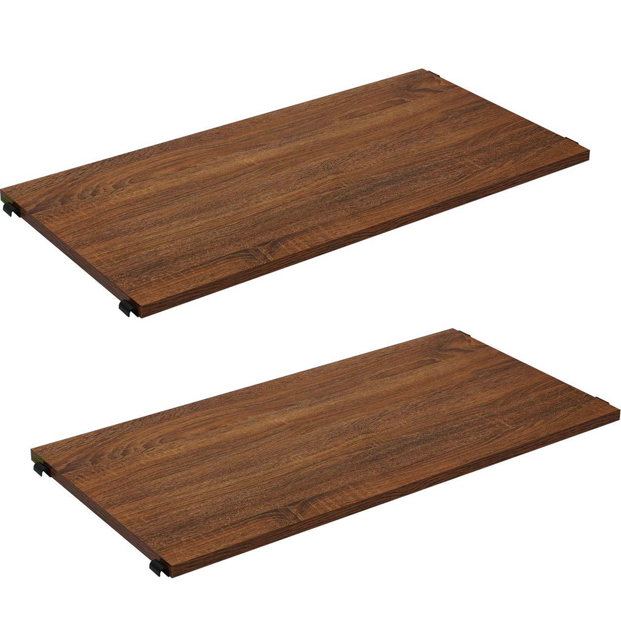 幅82㎝用追加棚板(2枚セット)