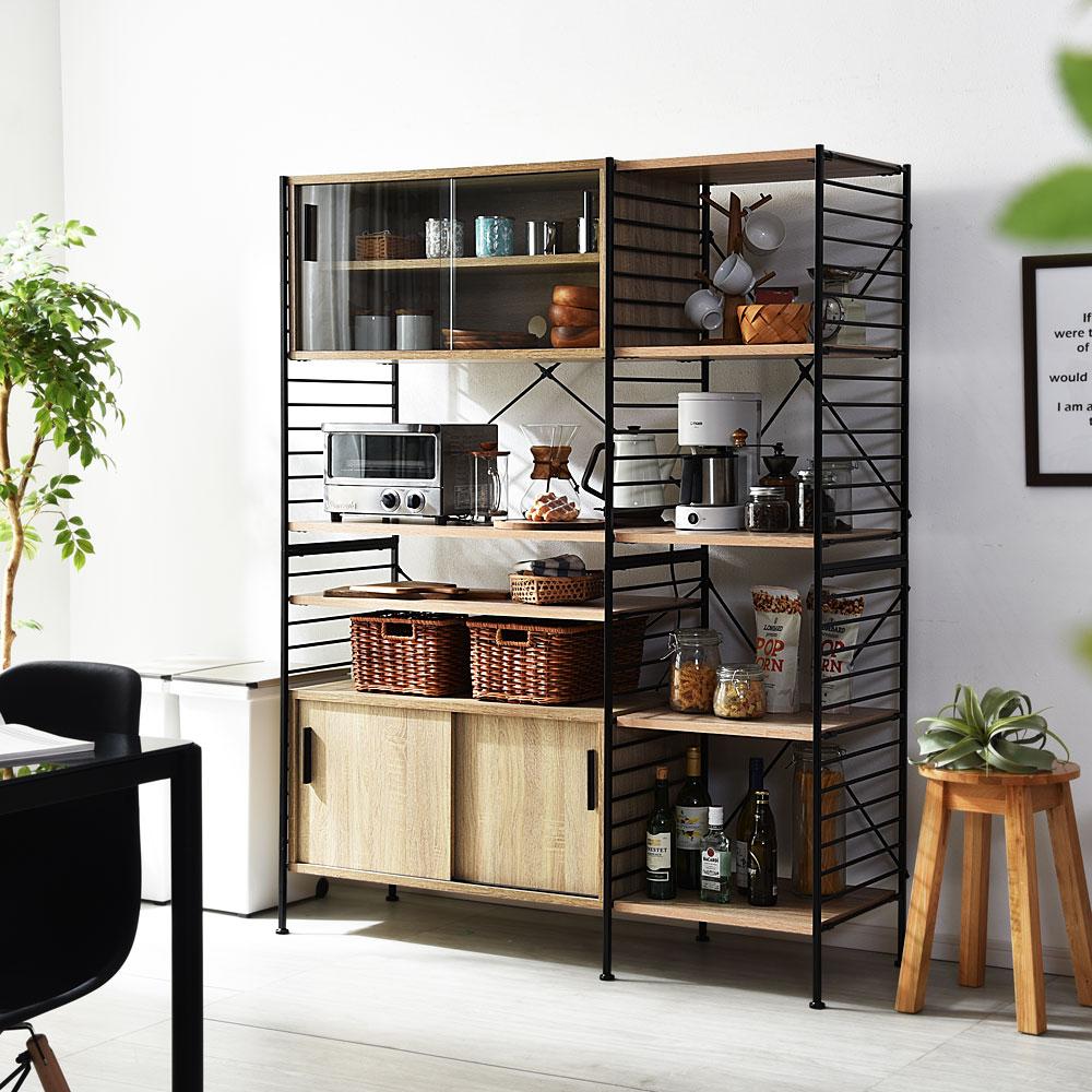 食器棚/カップボード set#001